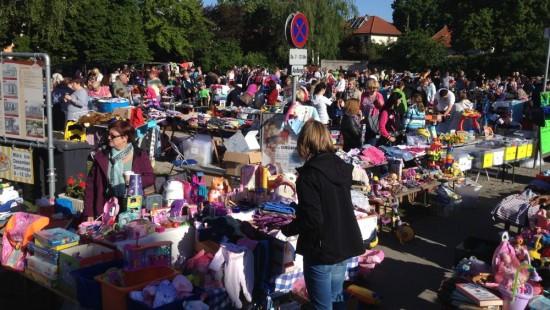 Kinderflohmarkt 2014