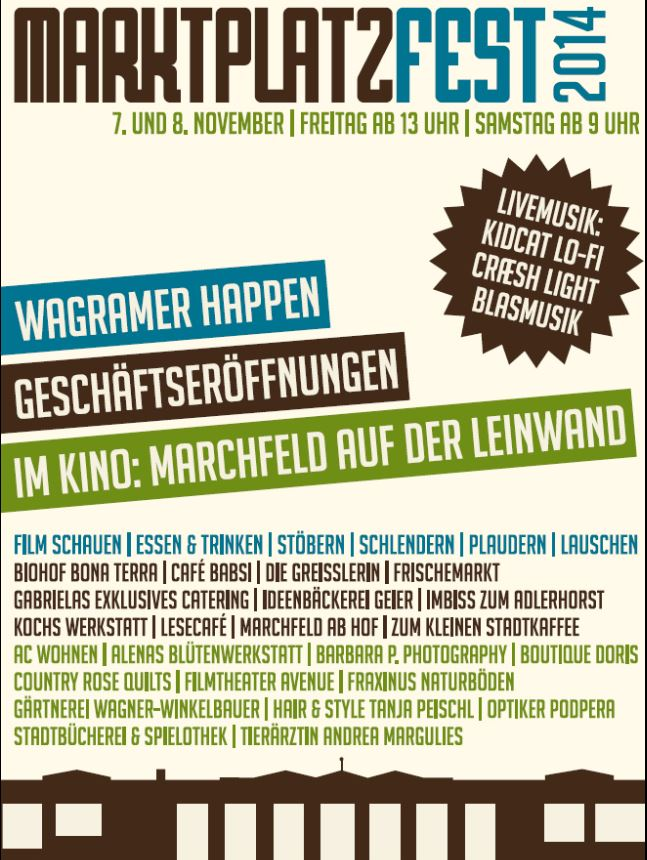Marktplatzfest