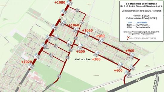Verkehrsuntersuchung Helmahof 2015